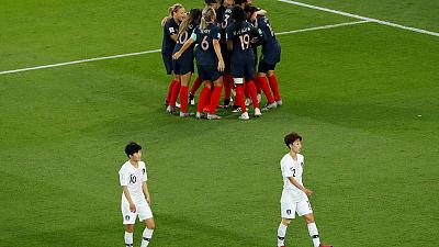 South Korea must take France drubbing on the chin - coach