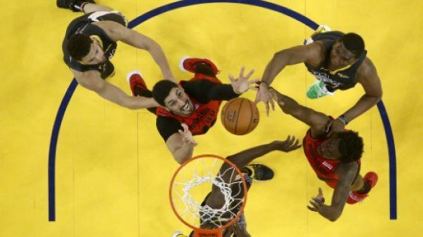 NBA: Golden State récupère Thompson et Looney pour le match N.4