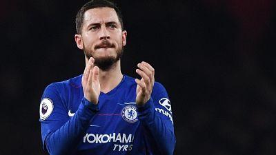 Hazard saluta Chelsea, Real il mio sogno