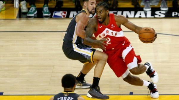 NBA: Toronto peut faire revenir le Canada sur le dessus du panier