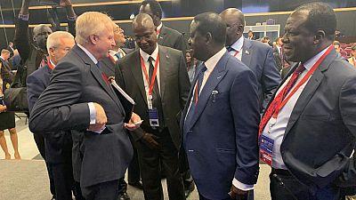 Le Premier Vice-président du Sud-Soudan, S.E. Taban Deng Gai, appelle à plus de coopération avec la Russie