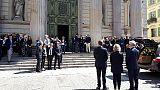 In centinaia a funerali Paolo Tenna