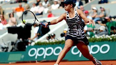 Roland Garros, vince australiana Barty