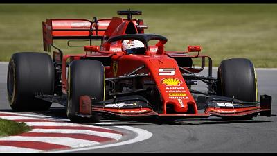 Gp Canada: Ferrari dominano 3/e libere
