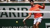 "Roland-Garros: ""les pires conditions"", qu'a connues Djokovic"