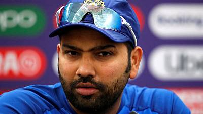 Cricket - Rohit ready to curb aggression to boost India's World Cup challenge