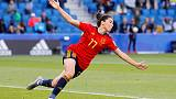 Spain come from behind to beat South Africa