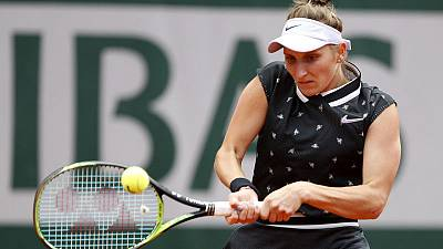 Vondrousova will be new face of Czech tennis, says Mandlikova