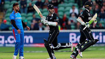 Williamson half-century sets up comfortable New Zealand win