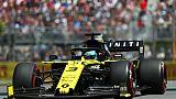 L'Australien Daniel Ricciardo lors du GP du Canada le 8 juin 2019