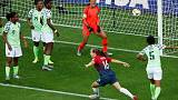 Soccer: Hegerberg-less Norway canter past Nigeria