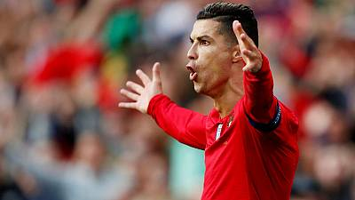 Portugal coach says Ronaldo can stay at the top for several years