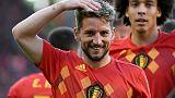 بلجيكا تفوز بثلاثية وتحافظ على سجلها المثالي بتصفيات أوروبا