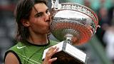 Factbox: Rafa Nadal's 11 French Open final victories