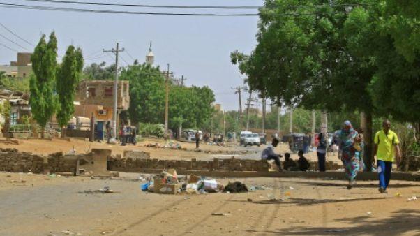 Soudan: la police tire des gaz lacrymogènes sur des manifestants