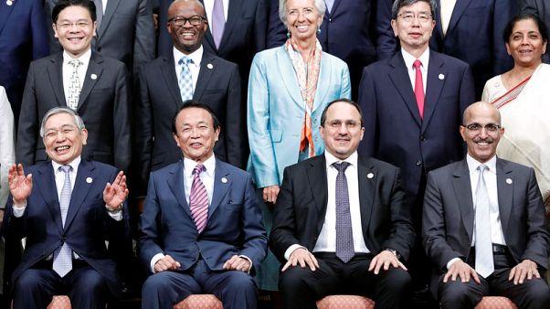 لاجارد تحث مجموعة/20 على إعطاء الأولوية لحل النزاعات التجارية