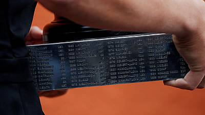 French Open trophy gaffe gives Australia another champion