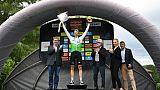 Dauphiné: Boasson Hagen le plus rapide