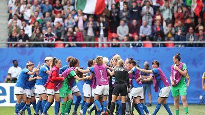 Mondiali, esulta la ct Bertolini
