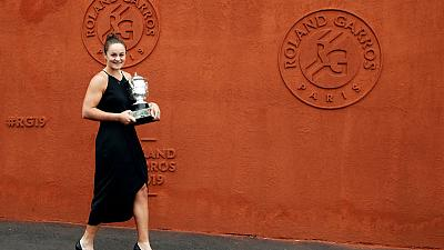 Paris bookends remarkable decade for Barty