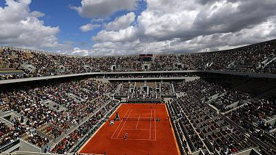 Main French Open courts to be lit in 2020 - organisers