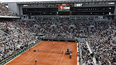 Exclusive: French Open organisers ask employees to fill empty seats on main court