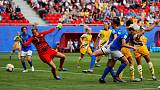 Italy upset Australia with Bonansea double