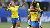 Mondiali donne: Brasile-Giamaica 3-0