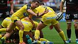 Top 14: Clermont, vainqueur de Lyon (33-13), rejoint Toulouse en finale