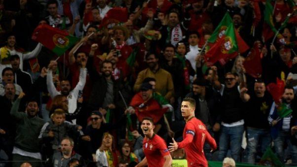 Ligue des nations: le Portugal avec Guedes et Danilo, les Pays-Bas sans surprise