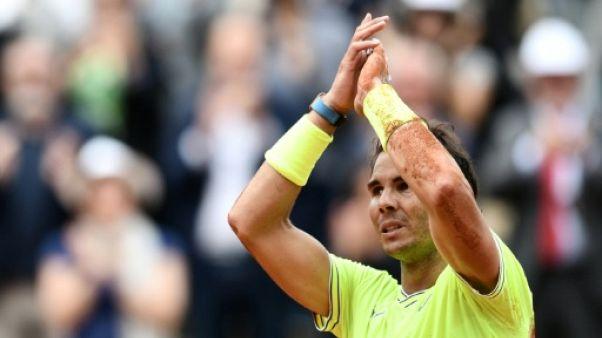 """Roland-Garros: Nadal a """"renversé une situation compliquée"""""""