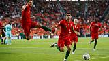 Portugal beat Dutch to win inaugural Nations League title