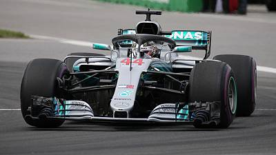 Hamilton takes controversial win in Canada after Vettel penalty