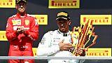 GP de F1 du Canada: Vettel privé de la victoire au profit d'Hamilton