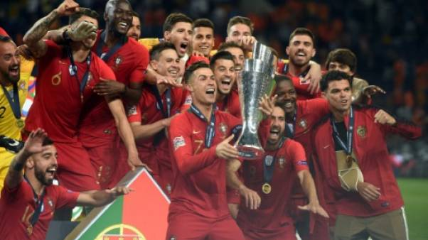 Ligue des nations: le Portugal, roi d'Europe confirmé