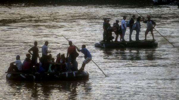 Immigration: l'accord américano-mexicain devrait augmenter la demande pour les passeurs clandestins