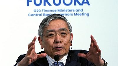 Kuroda says BOJ can deliver more stimulus - Bloomberg