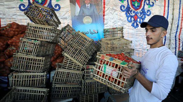 التضخم في مدن مصر يعاود الارتفاع في مايو