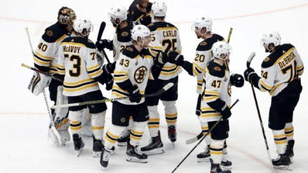 """Coupe Stanley: Boston s'offre une """"finale"""" à domicile"""