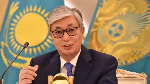 Kazakhstan: le successeur désigné élu à l'issue d'un scrutin critiqué