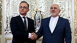 Accord nucléaire: le chef de la diplomatie allemande reçu à Téhéran