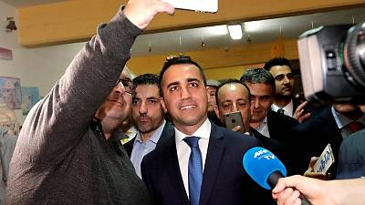 Italy deputy PM Di Maio says EU must allow Italy to cut tax, invest