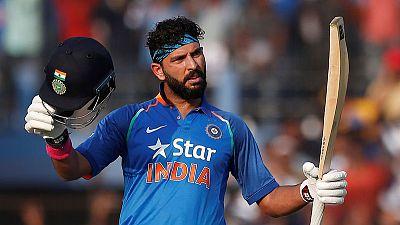Yuvraj announces retirement from international cricket