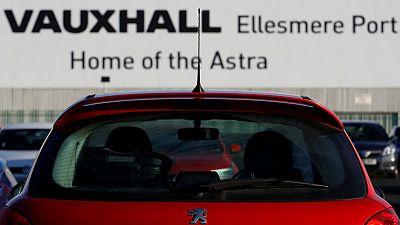 UK economy slides in April after Brexit car plant shutdowns