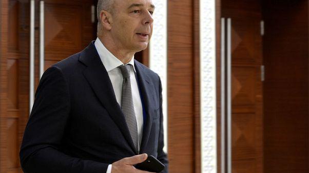 وزير المالية الروسي يتوقع انخفاض النفط دون 40 دولارا إذا لم يمدد اتفاق أوبك