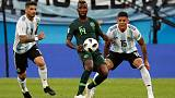 Iheanacho dropped by Nigeria for Cup of Nations