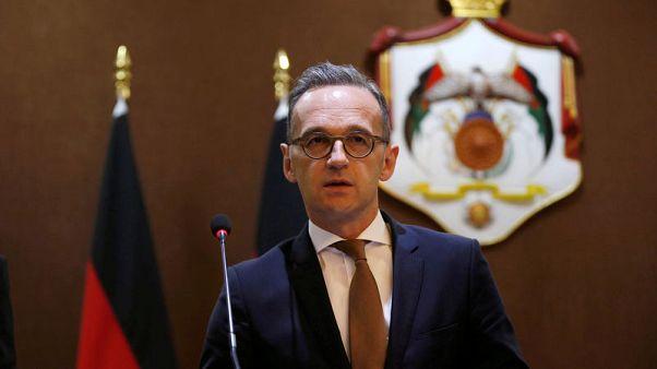 وزير خارجية ألمانيا من طهران: سنواصل الحوار لتجنب تصعيد عسكري