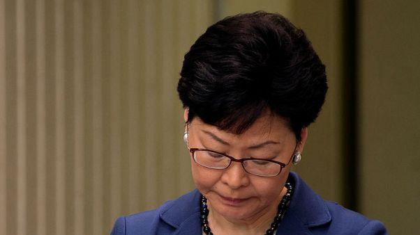 حكومة هونج كونج تدعم تسليم المشتبه بهم إلى الصين رغم الاحتجاجات الحاشدة