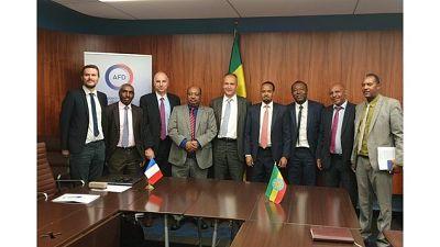 L'Agence française de développement a fourni 100 M€ pour soutenir les réformes économiques en Ethiopie