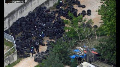 Traffico rifiuti verso Africa, 2 denunce